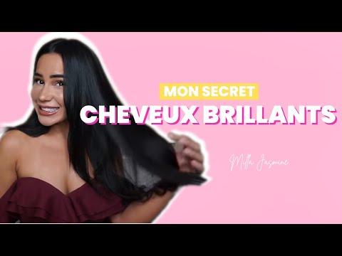 Comment avoir des cheveux brillants ? by Milla Jasmine