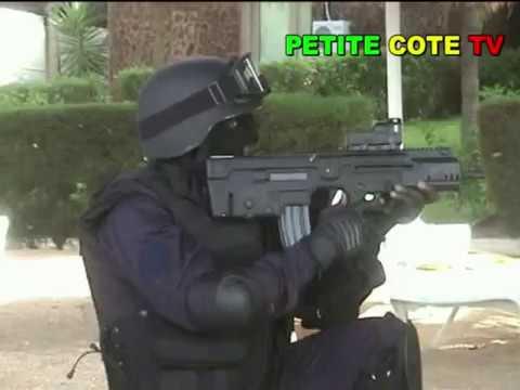 SIMULATION ATTAQUE TERRORISTES LE SENEGAL DEJOUE LES PLANS DES MALFAITEURS