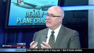 3/25/15 → Aviation Crisis Consultant Ken Jenkins live on TV News