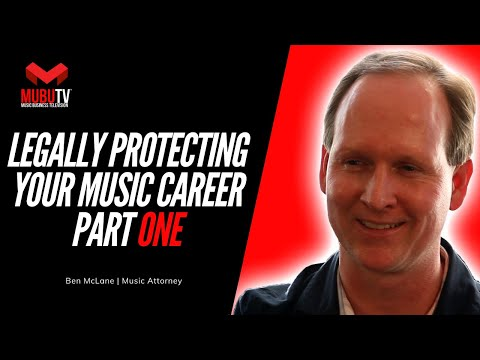 MUBUTV: Insider Video Series | Season 1 Episode #17 Music Attorney Ben McLane Pt.1