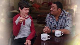 ABC Coffee Break - Micah Fowler and Cedric Yarbough