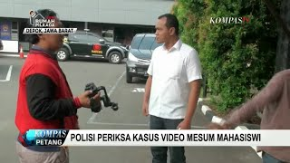 Viral, Video Mesum Mahasiswi