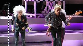 Rod Stewart & Cyndi Lauper - San Diego - Aug 26, 2018  - It Takes Two