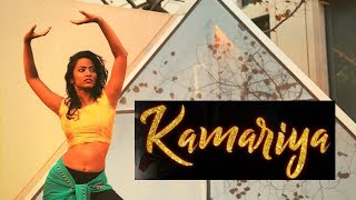 Kamariya Dance | Stree | DanceWithAbby Choreography