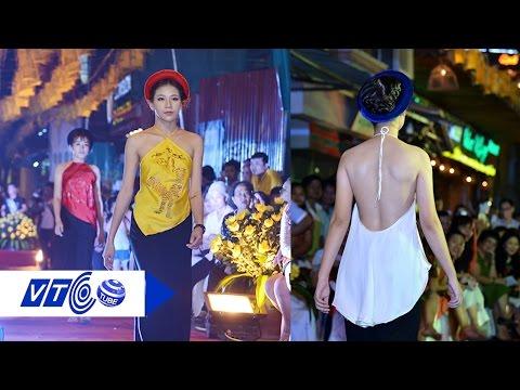 Người mẫu Việt gợi cảm với áo dài 'Nét xưa' | VTC