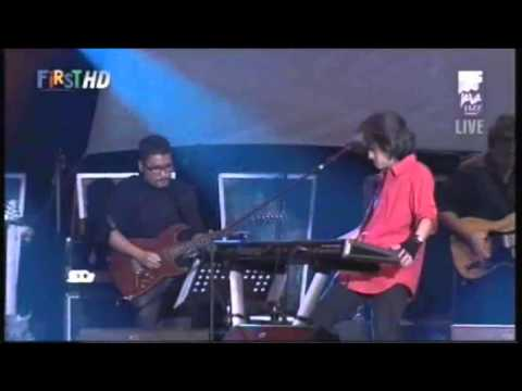 Fariz RM   at Java Jazz Festival 2011 Full Concert