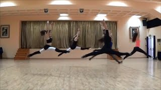 'A Thousand Years' Christina Perri. Lyrical/contemporary dance choreography by Ilana @ Rythmos