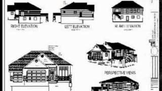 Custom Home Design Plan #63