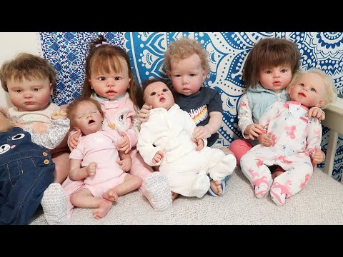 What Size Baby Clothes Do My Reborn Baby Dolls Wear?