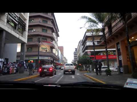 Tour of downtown Asuncion