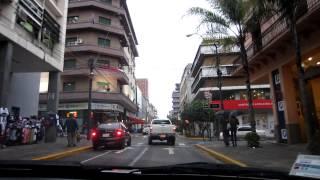 Tour of downtown Asuncion