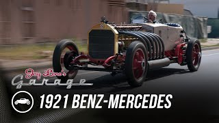 homepage tile video photo for 1921 Benz-Mercedes Rabbit-the-First - Jay Leno's Garage