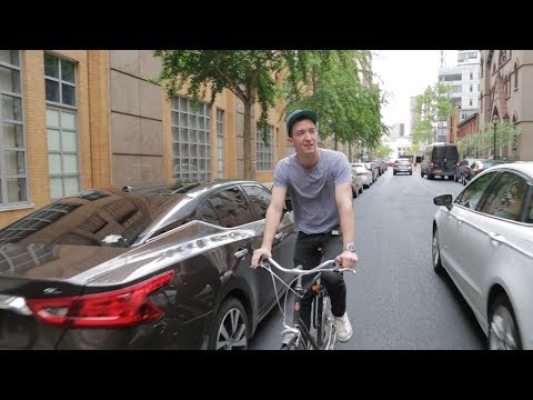 It Is Perfectly Fine to Ride Your Bike the Wrong Way Down a OneWay Street