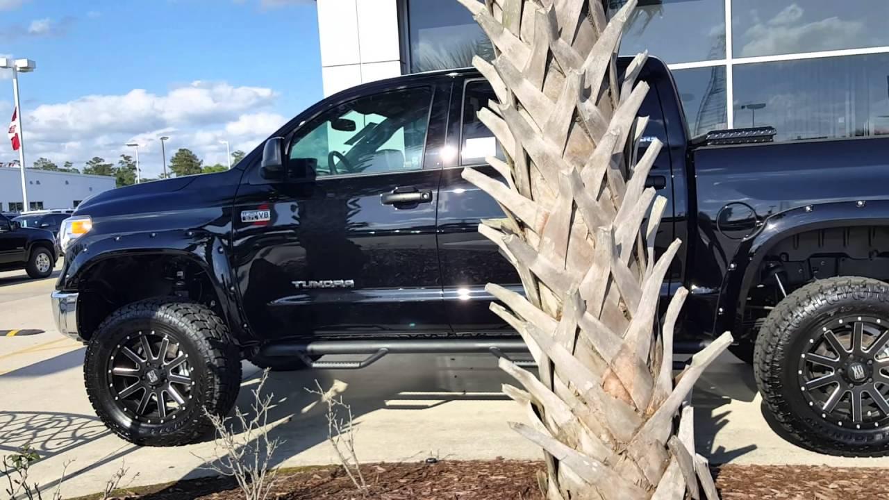 6 Lifted 2016 Toyota Tundra