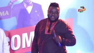 Alex Muhangi Comedy Store Feb 2019 - Madrat & Chiko