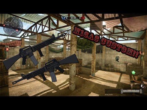 Warface - #3 - YARD - Plant The Bomb - M16A3 Custom