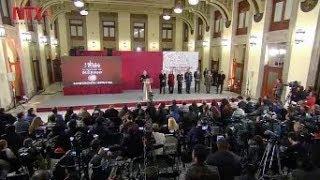Conferencia de prensa de AMLO, 16 de enero