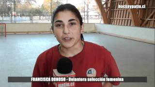 """Primer entrenamiento de las """"Marcianitas"""" en 2012"""