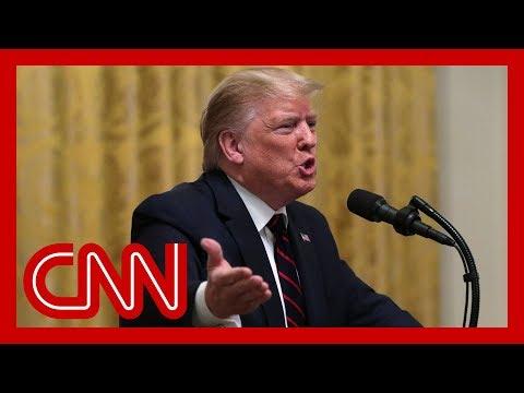 Trump defense of