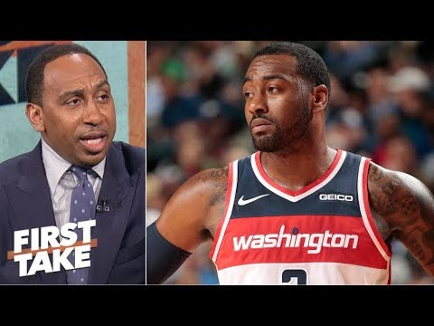 download Wizards are a 'disgrace,' an 'abomination' and need to blow it up - Stephen A. | First Take