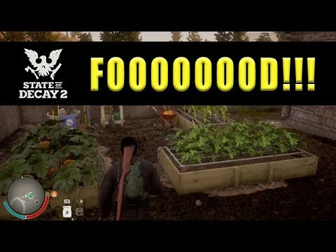 State Of Decay 2 Food - Food resource management