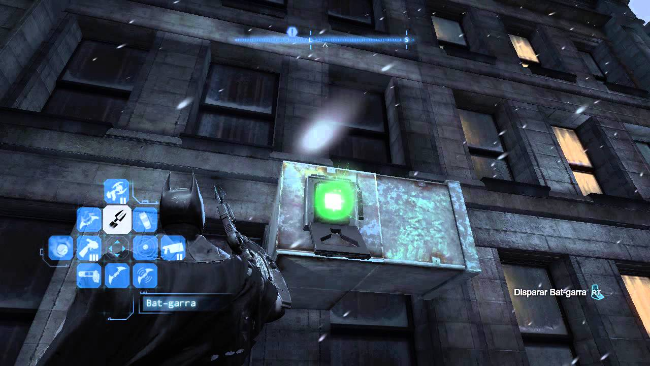 maxresdefault batman arkham origins pacote de dados do enigma com batarangue batman arkham origins remote control batarang fuse box at mifinder.co