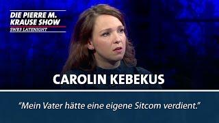 Carolin Kebekus: Köln und ihr Vater sind nicht vereinbar