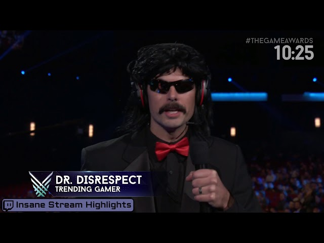 Dr disrespect i want you to fuck my wife
