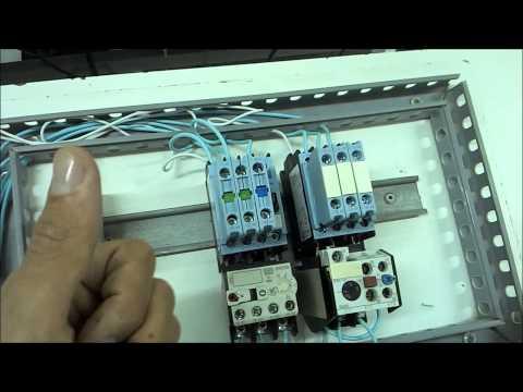 CLP Aula Prática Noções da Ligação Elétrica e Linguagem Ladder