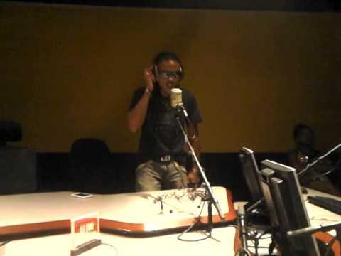 Gaza blackman interview Réunion Première radio