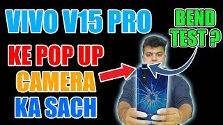 Vivo V15 Pro Unboxing, Truth Of Triple Cameras, Honest Review [Hindi]