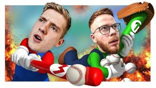 KAMPF DER LEGENDEN - Mario Party BASEBALL