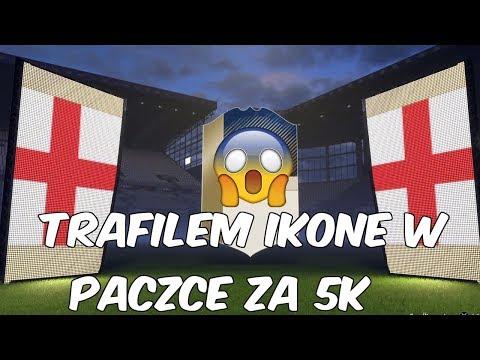 FIFA 18 - TRAFIŁEM IKONE W PACZCE ZA 5K