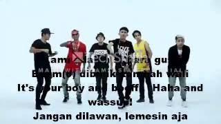 Young Lex - GGS Feat Skinny Indonesia , Reza Oktovian , Kemal Palevi , Dycal  #Lyric