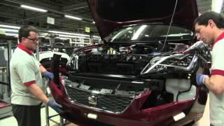SEAT Martorell Factory, Leon Production