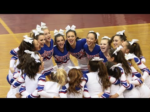 MCPS Cheer Division I Competition 2017
