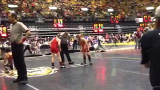 Cameron Konkel Wrestling Spade Pool