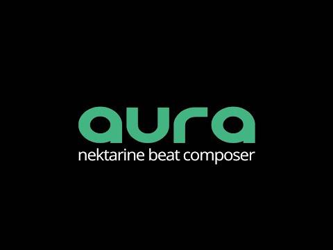 Introducing Nektar AURA Beat Composer