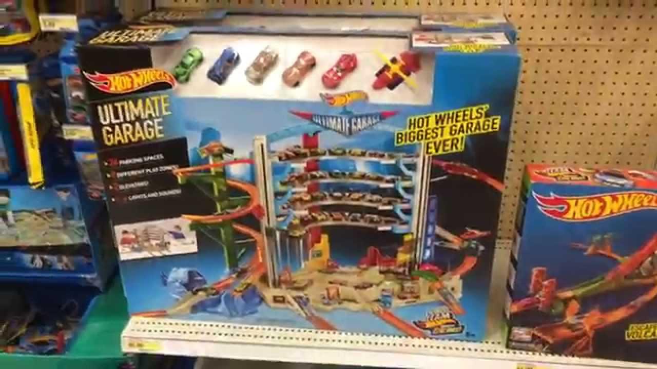 Hot Weels Garage : Hot wheels ultimate garage treasure hunt youtube