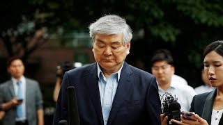 Korean Air chief indicted for embezzlement