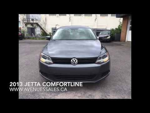 2013 Jetta Comfortline for sale in Ottawa Ontario