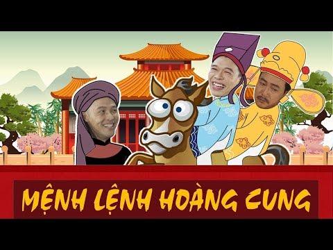 X2 phim ca nhạc Mệnh Lệnh Hoàng Cung | Trung Ruồi | Phim Hài 2019 (11:13 )