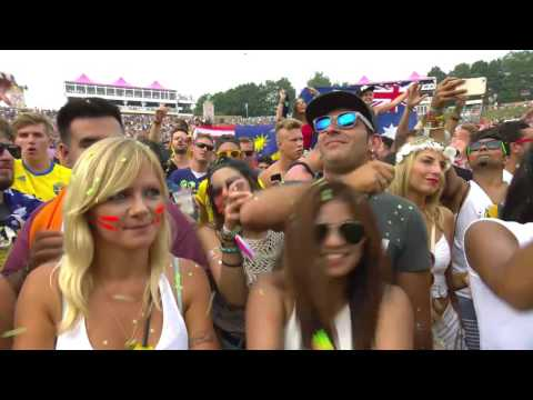 KSHMR       BAZAAR @ Tomorrowland 2016