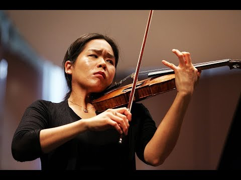 Esther Yoo, Korean-American violinist, is truly on a fast track to fame