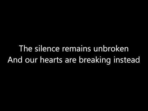 When we don't talk - Ilse Delange (lyrics)