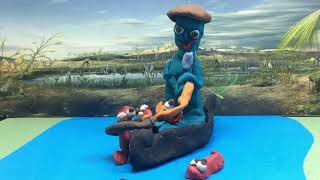 Let's Animate - Family Friendly Crazy Claymation 02.08.18