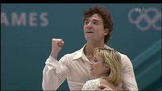 [4K60P]  Elena Berezhnaya and Anton Sikharulidze 2002 SLC SP Lady Caliph