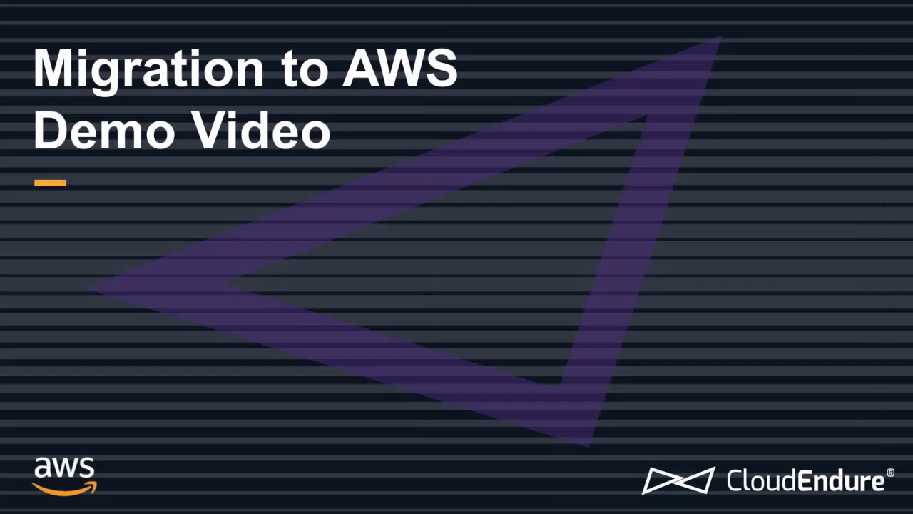 Deploy an AWS Migration Strategy