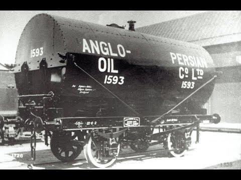 Irán - Anglo Persian Oil Company