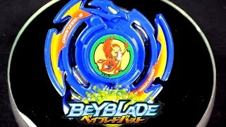 TT Beyblade Burst B-00 Dranzer S.S.T Unboxing & Test Battle